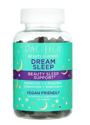 Gen Z beauty - Pacifica Dream Sleep Gummies
