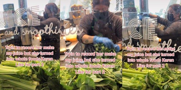 Whole Foods Karen TikTok