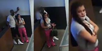 Woman pulls gun on Chipotle employees