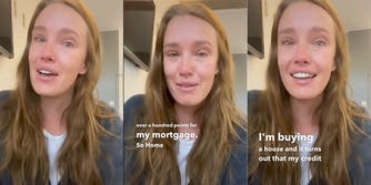 Woman says she can't get home mortgage because of Home Depot credit card