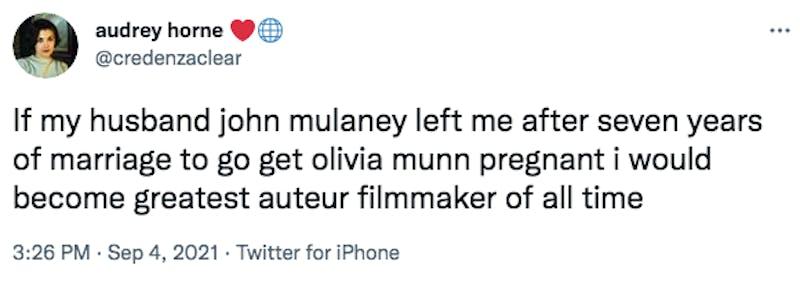 tweet about john mulaney