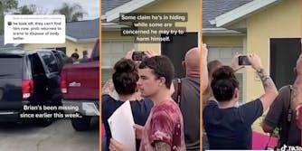 laundrie family harassed tiktok video