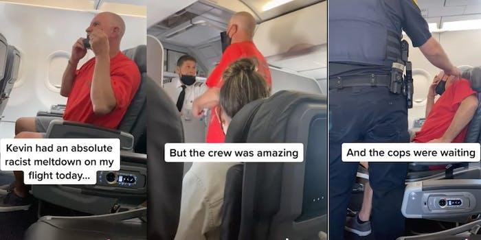 TikTok Passenger Flight Breakdown