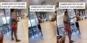 Nail Salon Karen TikTok