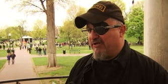 Far-right militia Oath Keepers founder Stewart Rhodes