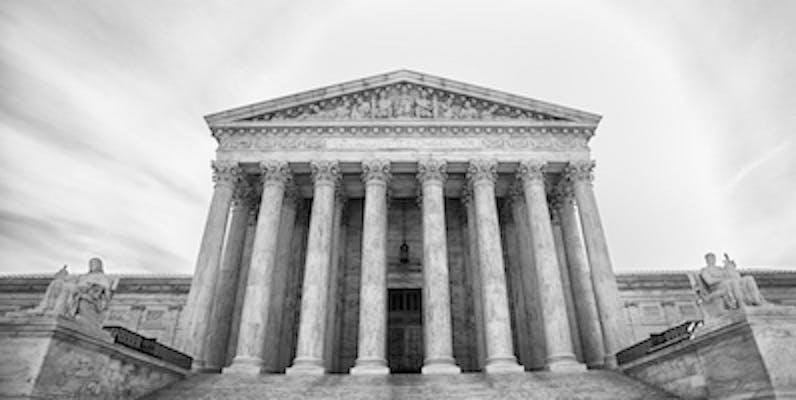 U.S, Supreme Court Building