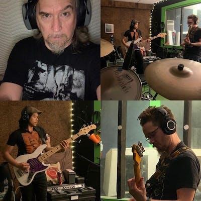 The Bids studio session