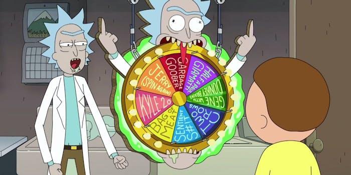 watch rick and morty season 5 finale
