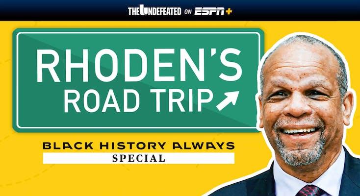 rhoden's road trip on espn