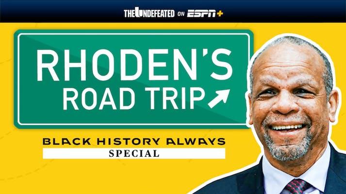 rhoden's road trip