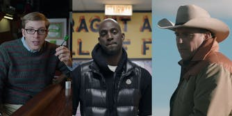 A showcase of what's new on Sling TV November 2021 including a Kevin Garnet Documentary and 'Yellowstone.'