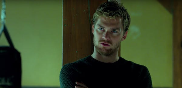 Iron Fist in the Defenders