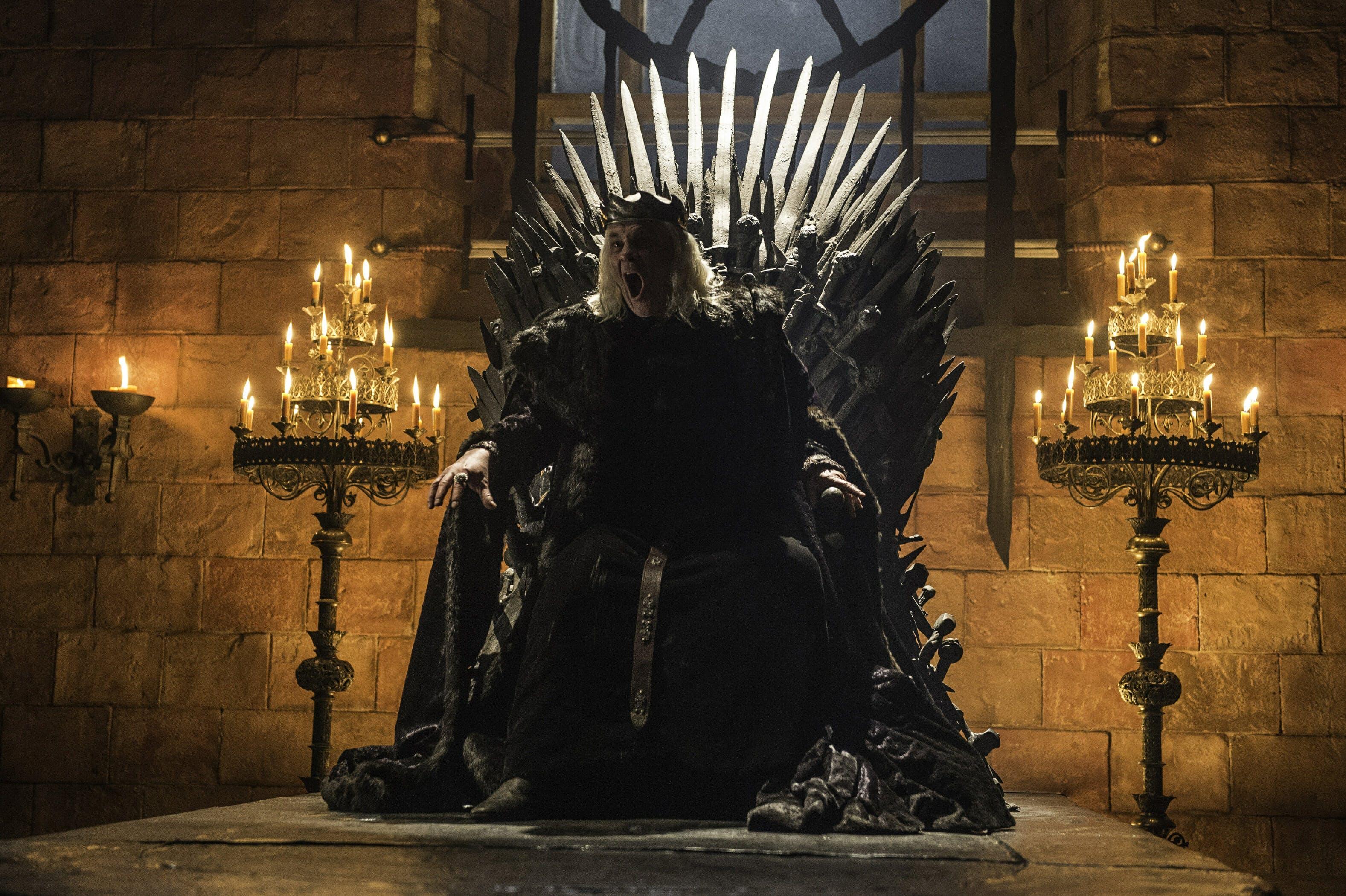 aerys robert's rebellion game of thrones