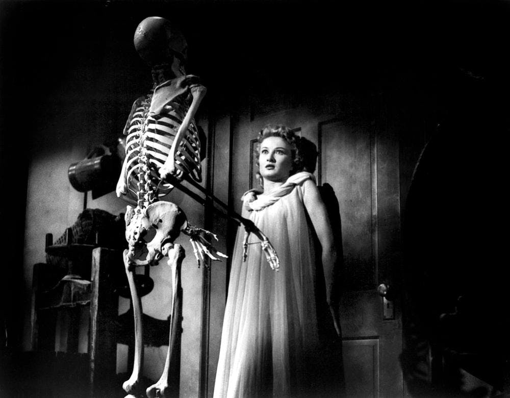 youtube movies: House on Haunted Hill