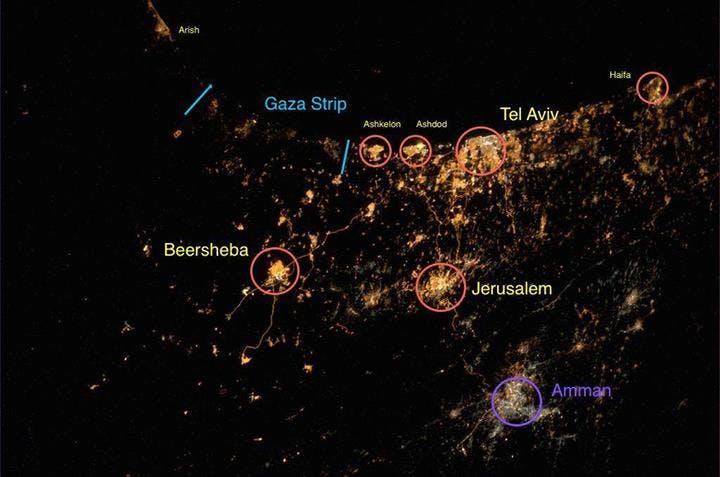 Michael Harper Israel Gaza Gerst photo