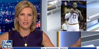 Laura Ingraham LeBron James Shut Up and Dribble