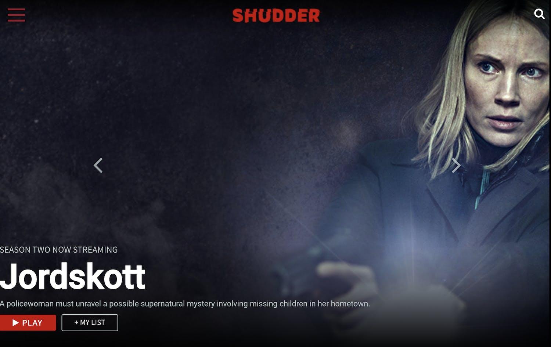 best movie streaming sites shudder