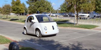 waymo self-driving car google alphabet