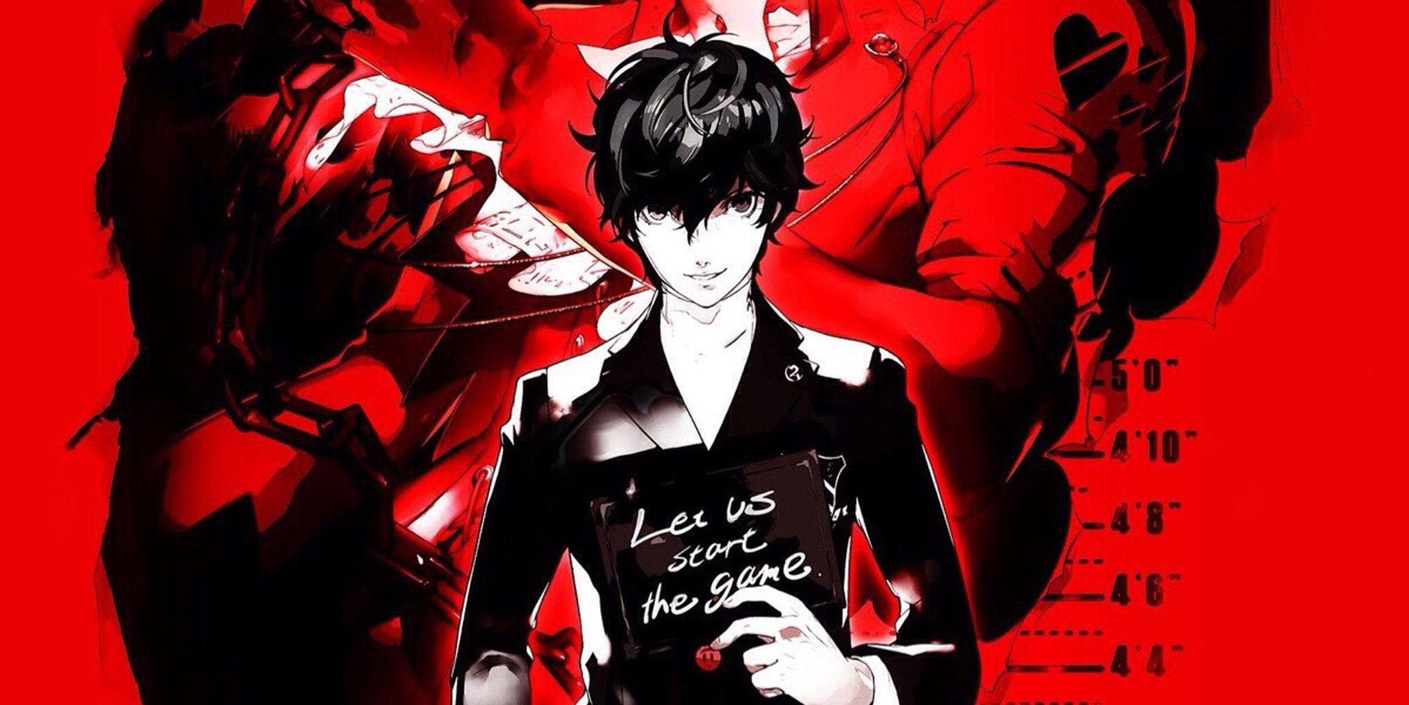 best video games 2017 : Persona 5
