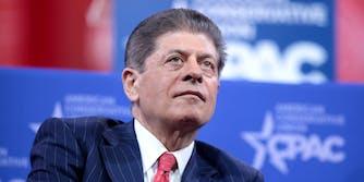 Fox News suspends Judge Andrew Napolitano