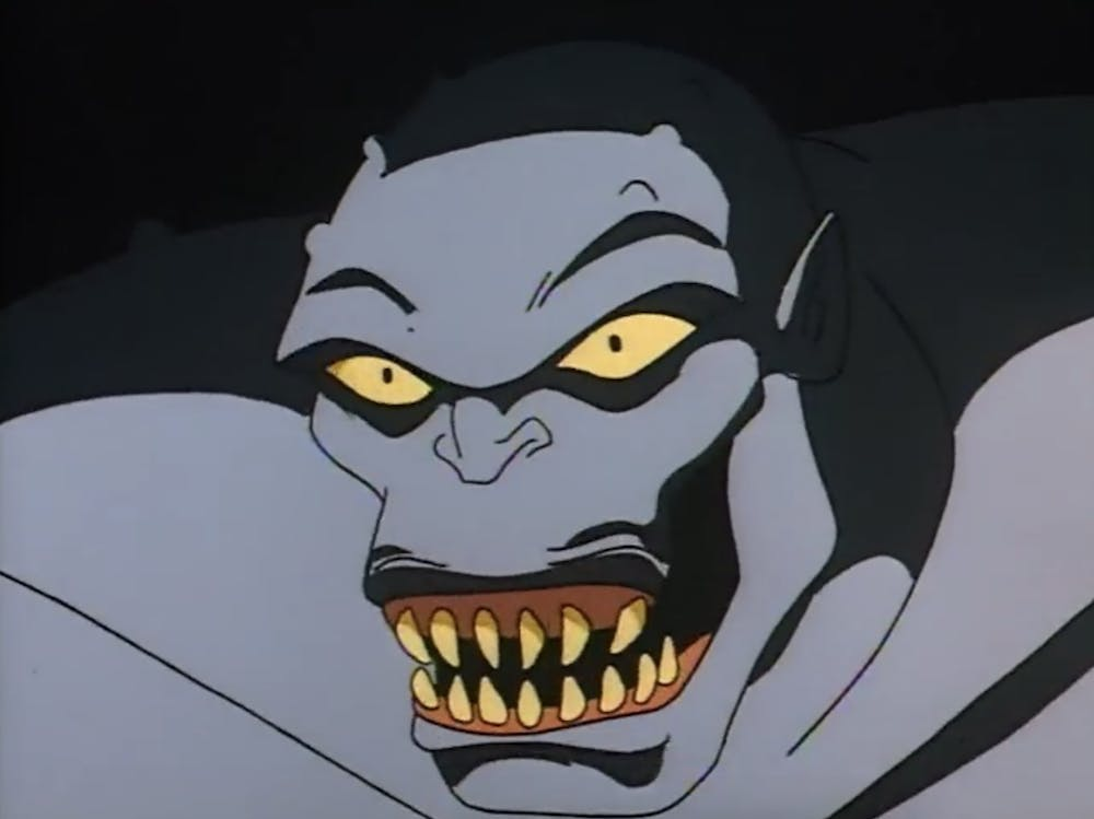 batman animated series episodes : vendetta
