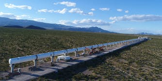 hyperloop one test track nevada devloop