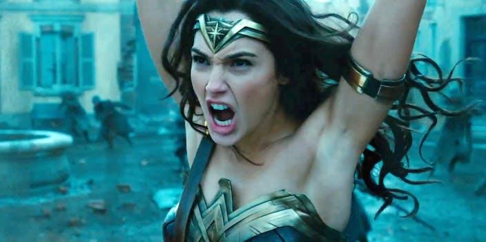 dc comics movies ; wonder woman 2 movie
