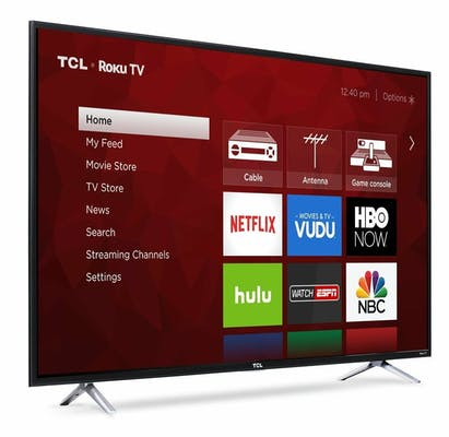what is a smart tv : Roku
