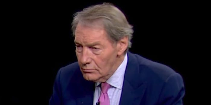 Charlie Rose fired from CBS, PBS