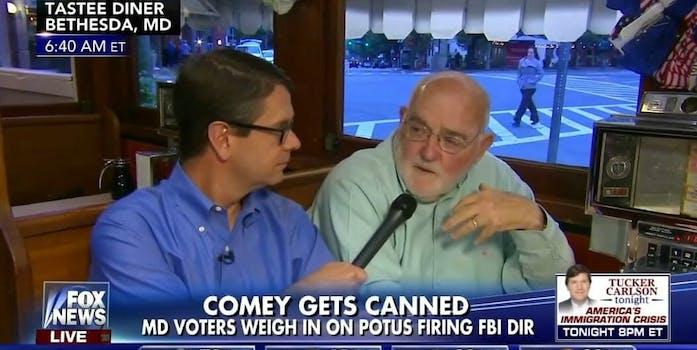 Fox interview comey putin
