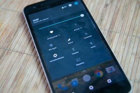 Huawei Nexus 6p screen brightness