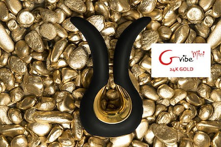 gold sex toy