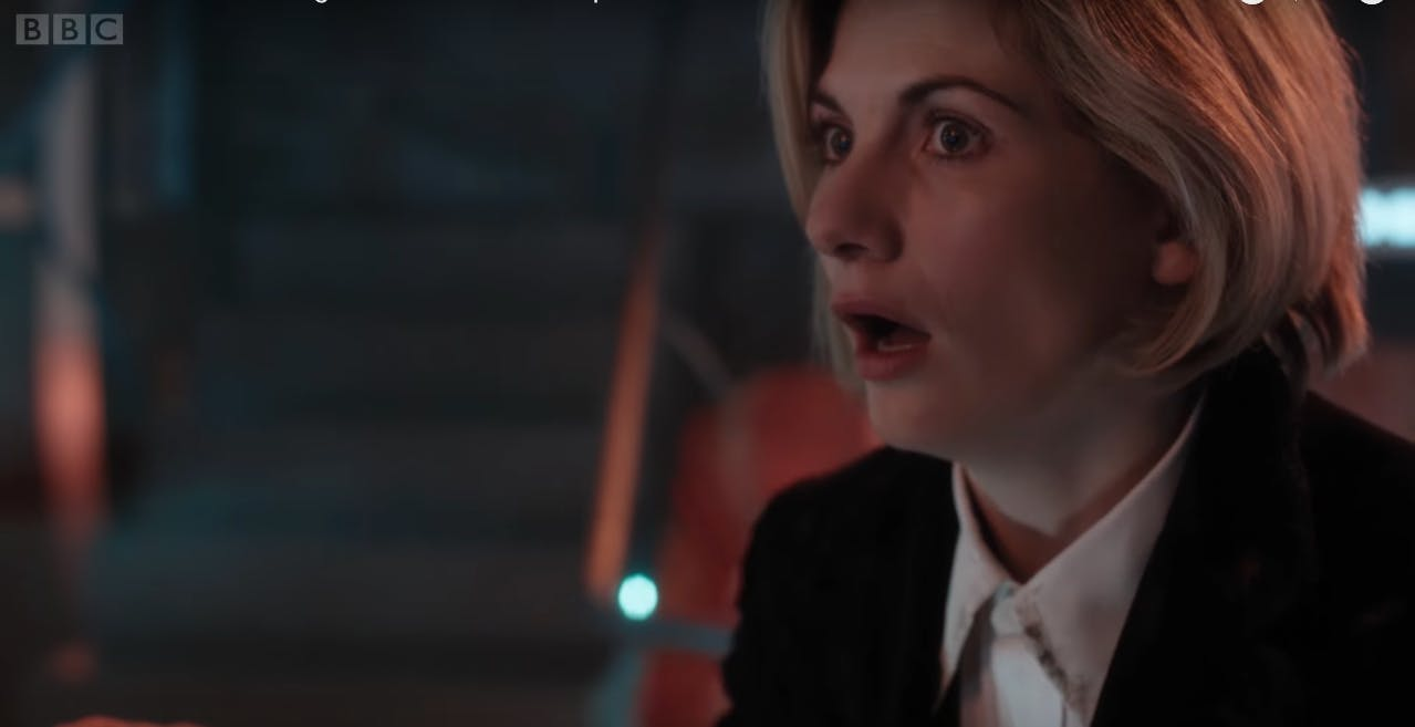 doctor who season 11 : Jodie Whittaker
