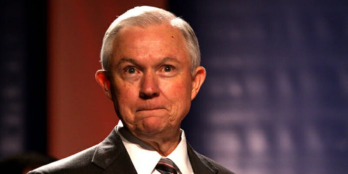 Jeff Sessions has formed a DOJ task force that will investigate foreign meddling ahead of the 2018 midterm elections.