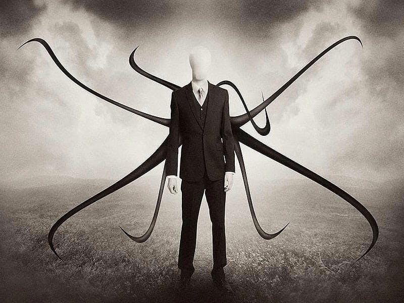 slenderman creepypasta sonic exe