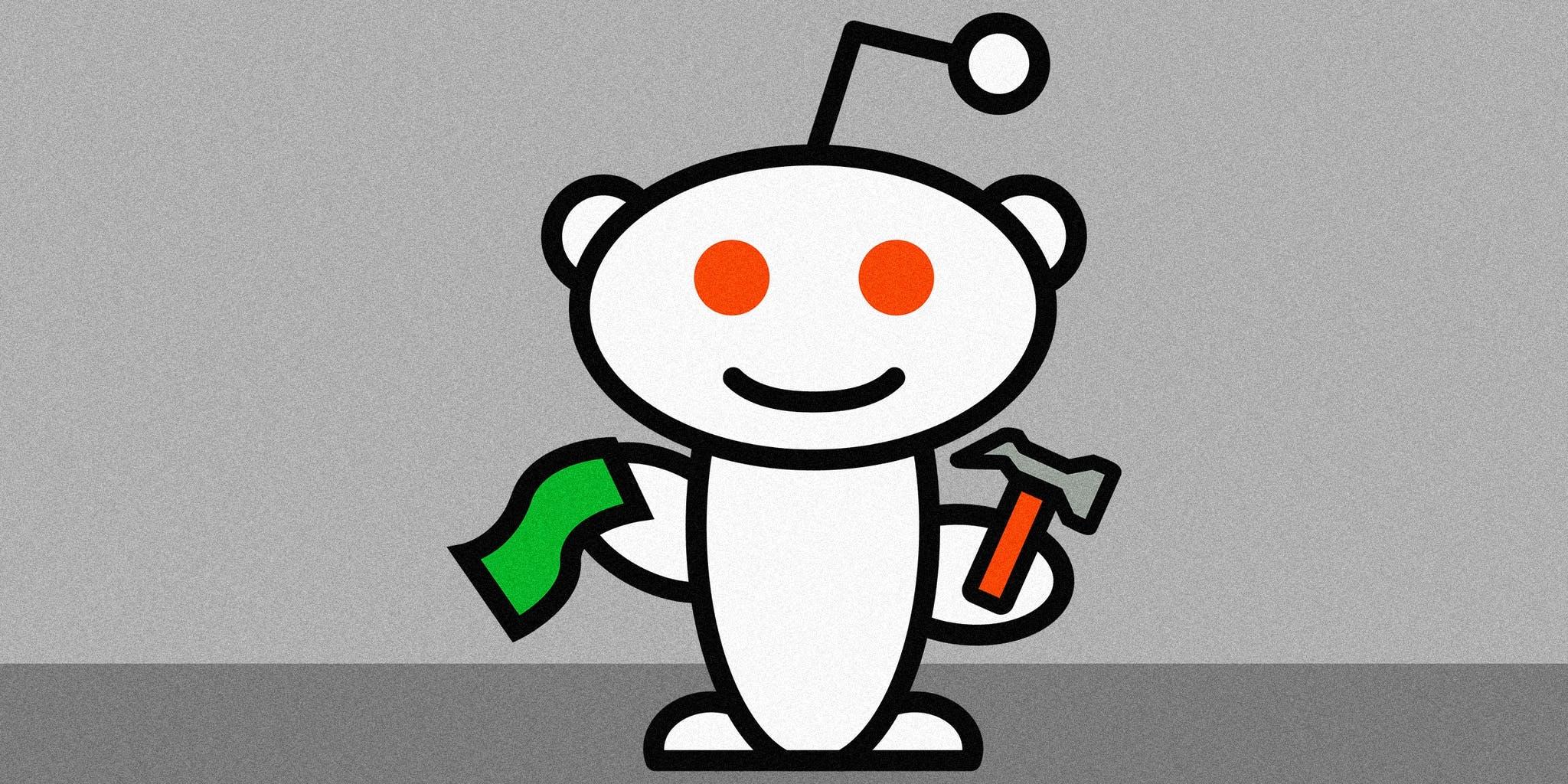 Reddit 50/50 challenge