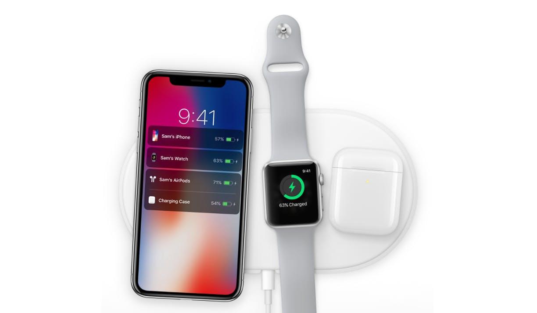 apple iphone x wireless charging pad