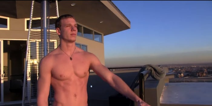 broke straight boys : gay for pay porn