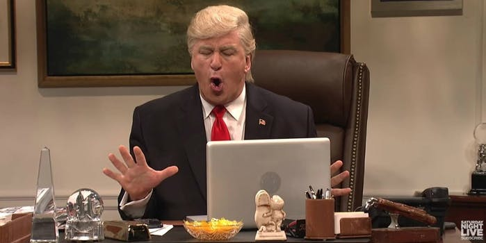 Alec Baldwin SNL Donald Trump