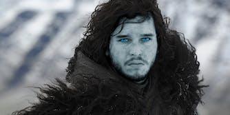 Jon Snow, White Walker