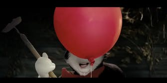 pennywise the cat