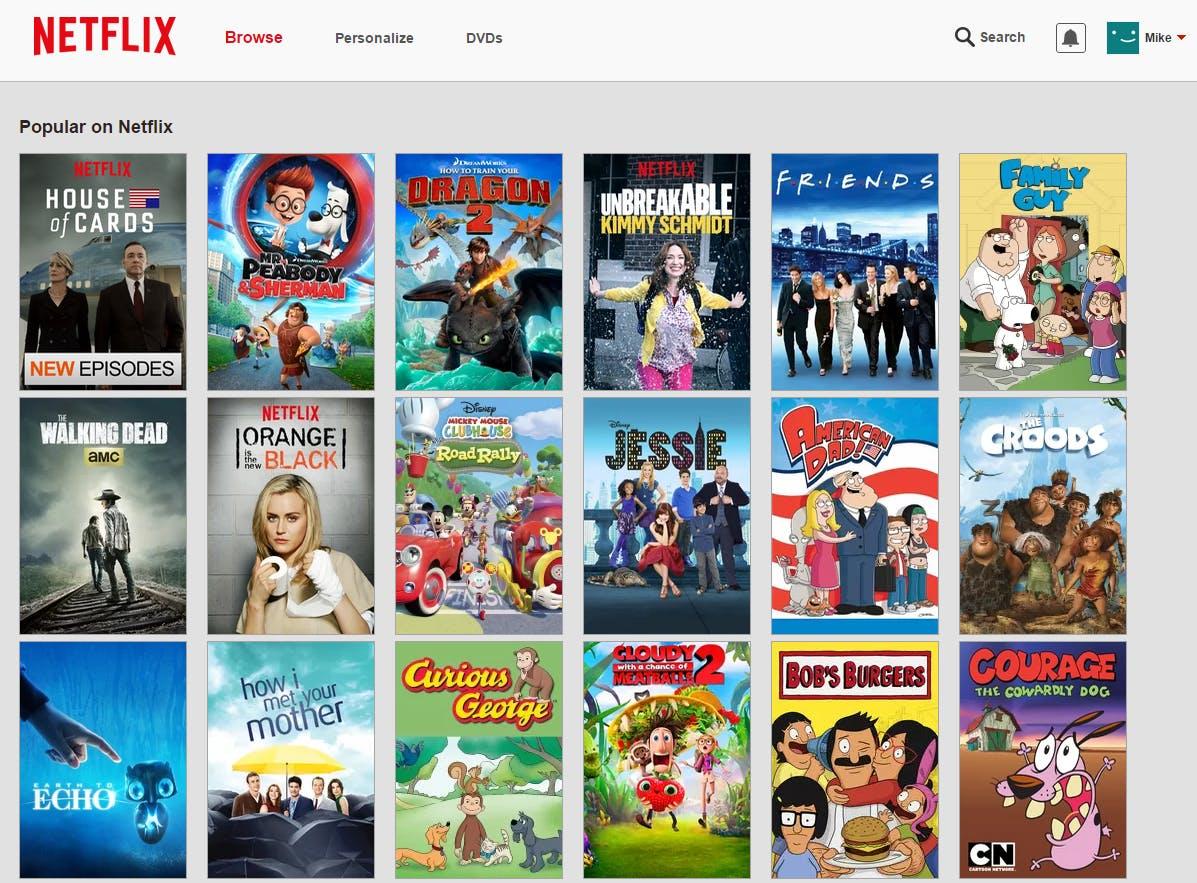Netflix 'God Mode'
