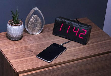 mothers day gift ideas sandman charging alarm clock