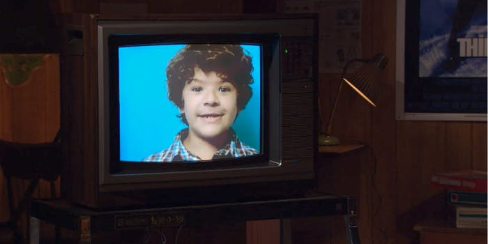 stranger things audition tapes