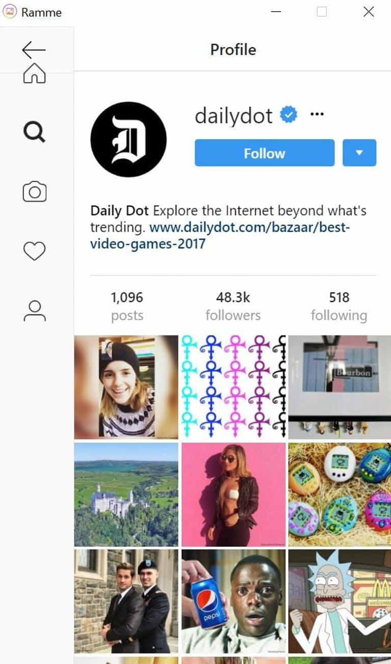 How to post Instagram photos on a Mac or PC