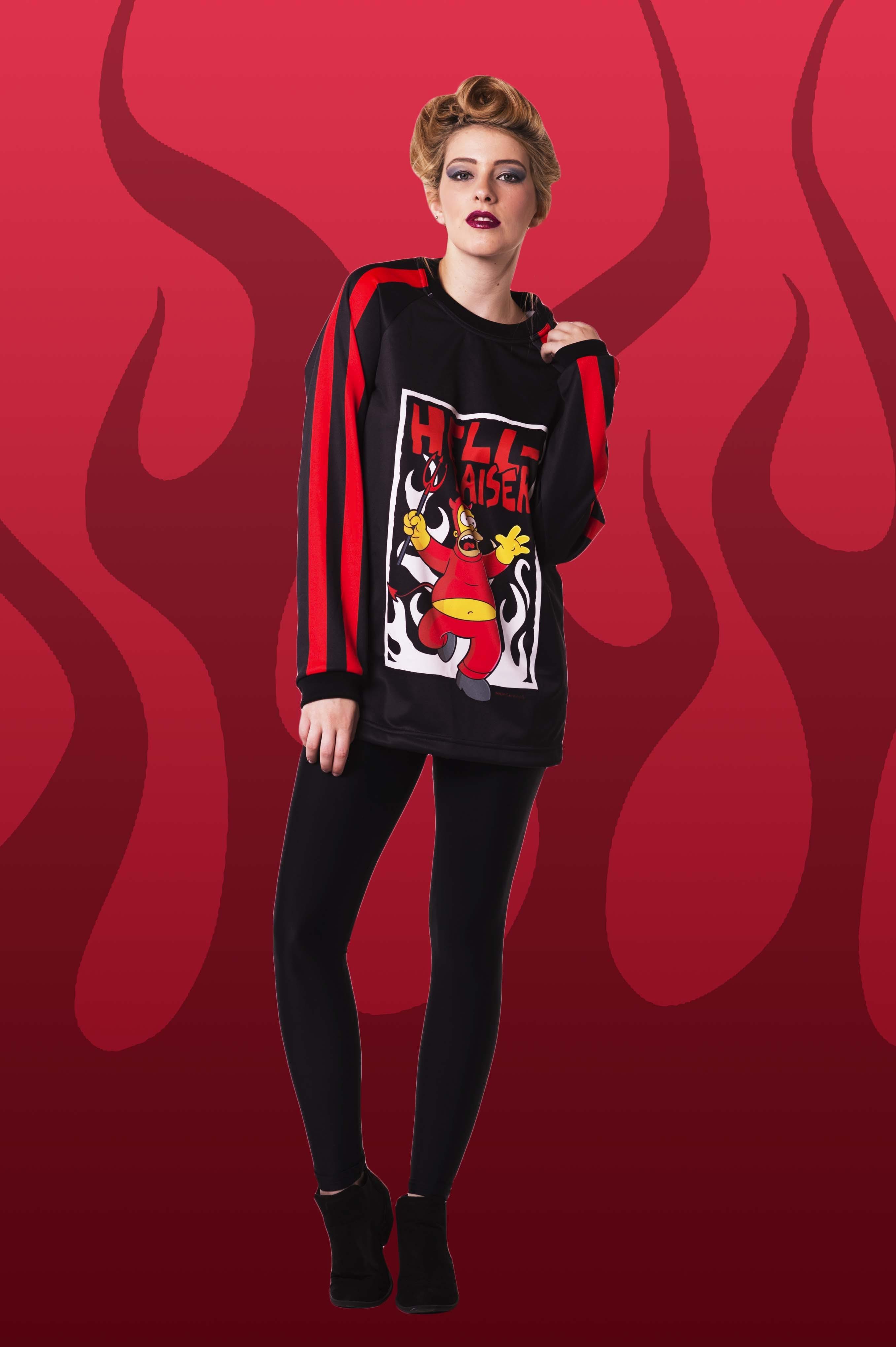 Hellraiser Sweater