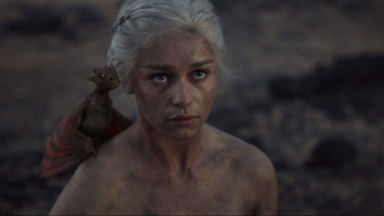 Daenerys Targaryen Azor Ahai