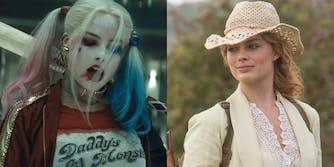 Harley Quinn and Jane Porter