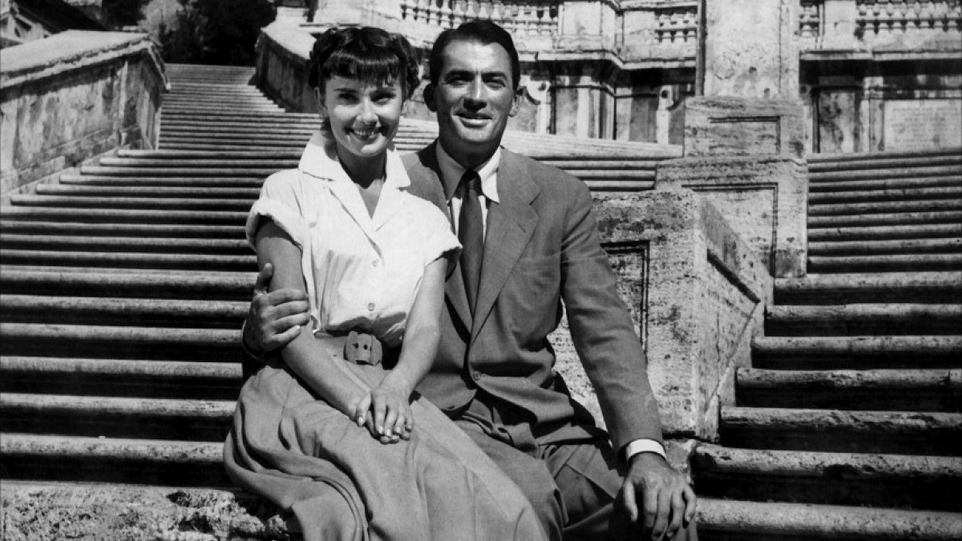 Best romantic comedies of all time: Roman Holiday