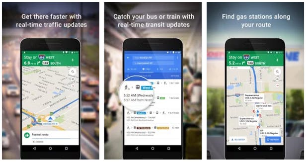 best android apps: Google Maps